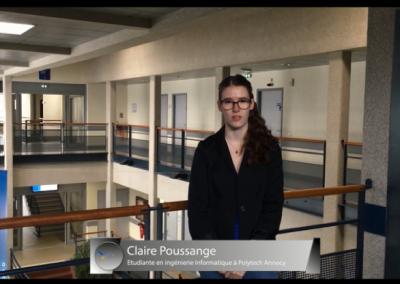 Exposition « les étudiant.e.s de la mixité en Haute-Savoie»