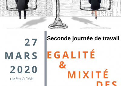 Journée de travail sur les atouts de l'égalité professionnelle et pour la mixité des métiers en Haute-Savoie